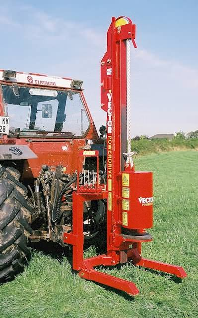 Hydraulic Post Drivers For Tractors : Hydraulic t post driver for tractor the best in